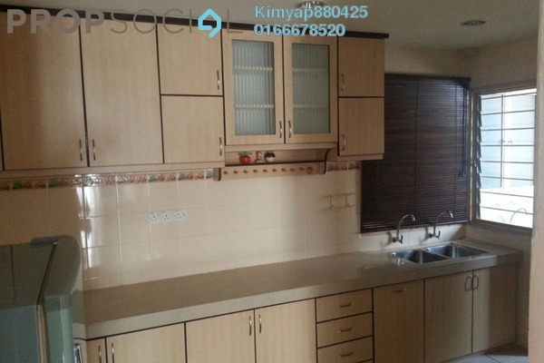 For Sale Condominium at Vista Saujana, Kepong Freehold Semi Furnished 3R/2B 310k