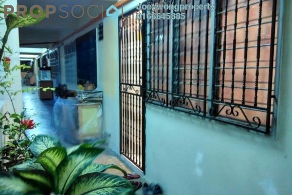 For Sale Terrace at Taman Sri Endah, Sri Petaling Freehold Semi Furnished 2R/1B 499k