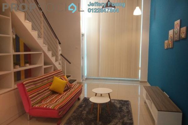 For Rent SoHo/Studio at The Scott Garden, Old Klang Road Freehold Fully Furnished 1R/2B 2.2k
