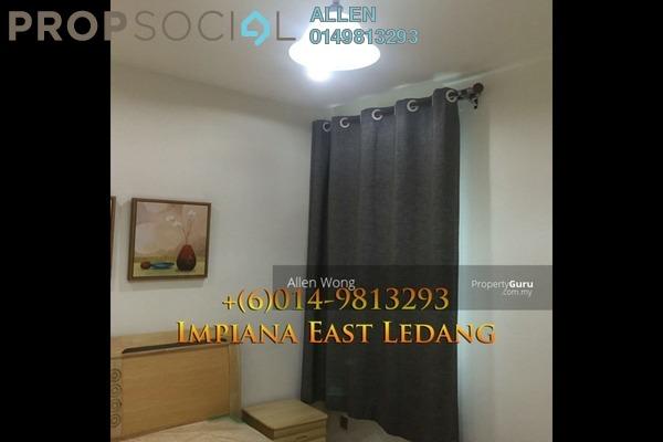 For Rent Condominium at Impiana Residences, Iskandar Puteri (Nusajaya) Freehold Fully Furnished 2R/3B 2.1k