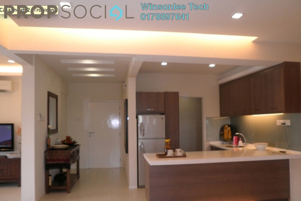 For Sale Condominium at Casa Indah 2, Tropicana Leasehold Fully Furnished 2R/2B 670k