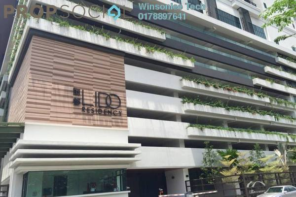 For Rent Condominium at Lido Residency, Bandar Sri Permaisuri Leasehold Semi Furnished 3R/2B 1.8k