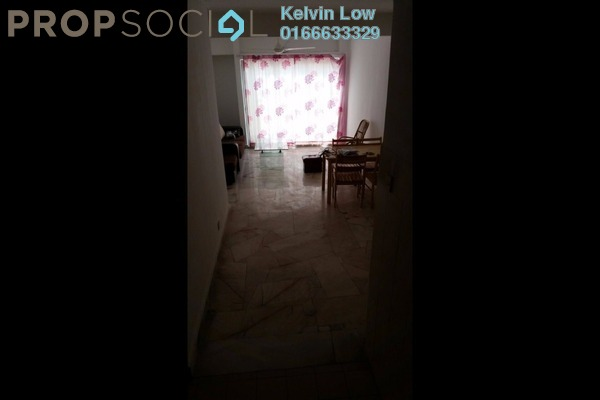 For Sale Apartment at Vista Lavender, Bandar Kinrara Leasehold Semi Furnished 3R/2B 278k