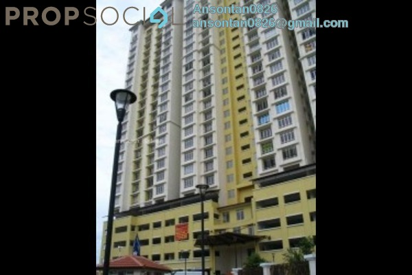 For Sale Condominium at Casa Prima, Kepong Leasehold Unfurnished 3R/2B 400k