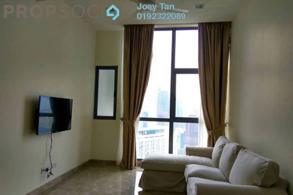 For Rent Condominium at Laman Ceylon, Bukit Ceylon Freehold Fully Furnished 2R/2B 4.5k