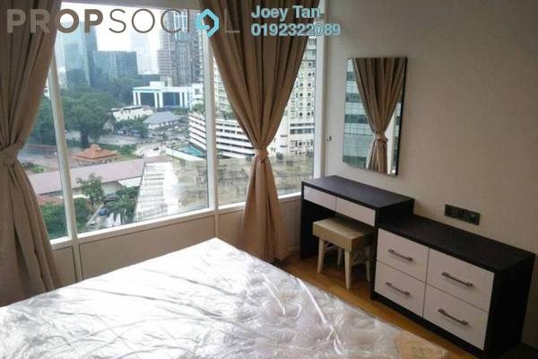 For Rent Condominium at Vortex Suites & Residences, KLCC Freehold Semi Furnished 2R/2B 4k