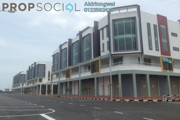 For Rent Shop at Mahkota Walk, Bandar Mahkota Cheras Freehold Unfurnished 0R/0B 5k