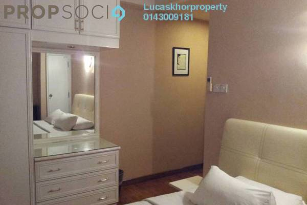 For Rent Condominium at Gembira Residen, Kuchai Lama Freehold Semi Furnished 3R/2B 1.8k