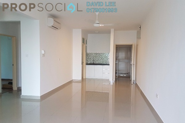 For Rent Condominium at Metropolitan Square, Damansara Perdana Leasehold Semi Furnished 3R/2B 1.8k