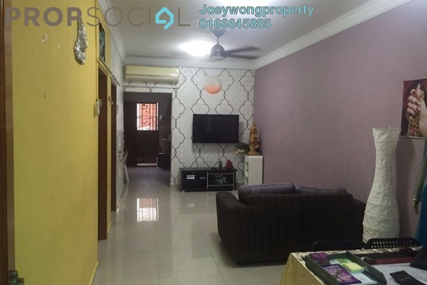 For Sale Terrace at BK4, Bandar Kinrara Freehold Semi Furnished 3R/2B 450k