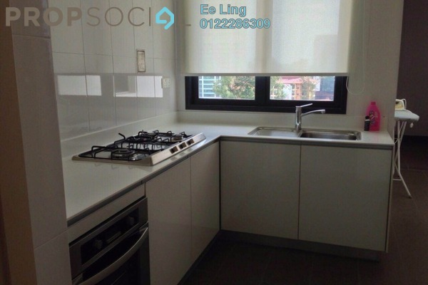 For Rent Condominium at Ampersand, KLCC Leasehold Fully Furnished 3R/0B 9k