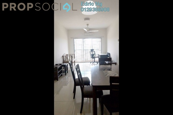 For Rent Serviced Residence at Connaught Avenue, Cheras Leasehold Fully Furnished 3R/2B 1.3k