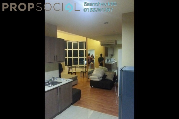 For Sale Condominium at Park View, KLCC Freehold Fully Furnished 0R/1B 540k