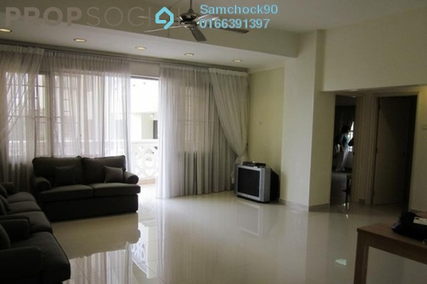 For Sale Condominium at Tivoli Villas, Bangsar Freehold Semi Furnished 2R/2B 700k