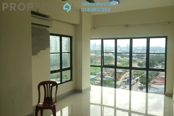 For Sale Condominium at Park 51 Residency, Petaling Jaya Leasehold Semi Furnished 4R/2B 600k