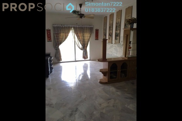For Sale Apartment at Kenanga Apartment, Pusat Bandar Puchong Freehold Semi Furnished 3R/2B 348k