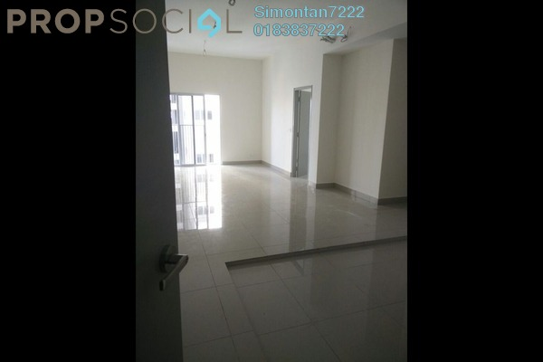 For Sale Condominium at The Wharf, Puchong Leasehold Unfurnished 4R/2B 520k
