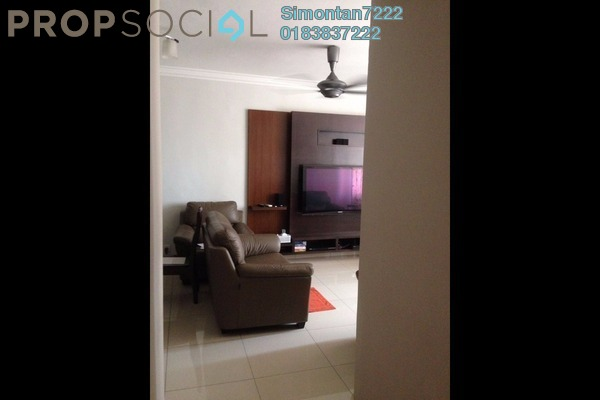 For Sale Condominium at Mutiara Perdana, Bandar Sunway Freehold Semi Furnished 3R/2B 440k