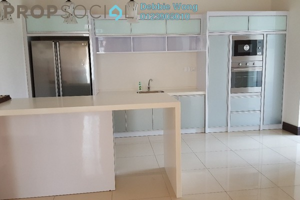 For Rent Semi-Detached at Kiara View, Mont Kiara Freehold Semi Furnished 5R/6B 9k