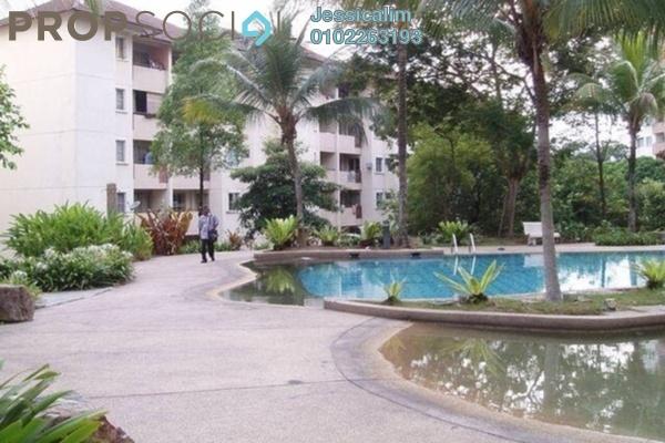 For Rent Condominium at Paradesa Rustica, Bandar Sri Damansara Freehold Fully Furnished 3R/2B 2k