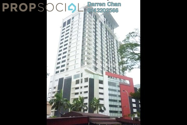 For Rent Condominium at Pertama Residency, Cheras Leasehold Fully Furnished 1R/1B 1.8k