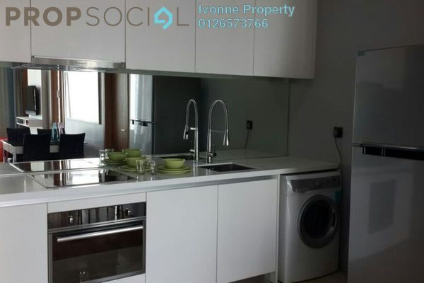 For Rent Condominium at Vipod Suites, KLCC Freehold Fully Furnished 1R/1B 4k