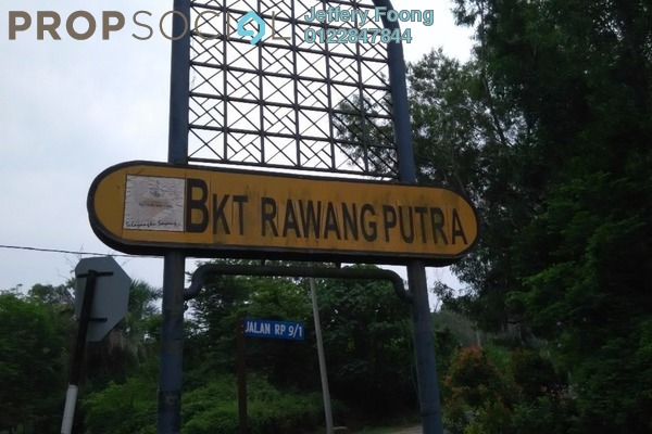For Sale Apartment at Taman Bukit Rawang Jaya, Rawang Freehold Unfurnished 3R/1B 55k