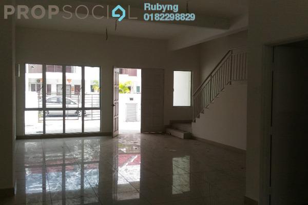 For Sale Terrace at Taman Ehsan Jaya, Port Klang Freehold Unfurnished 4R/3B 620k
