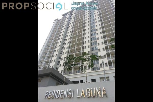 For Rent Condominium at Residensi Laguna, Bandar Sunway Leasehold Semi Furnished 3R/2B 1.4k