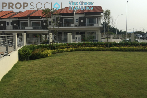 For Sale Terrace at Ixora Residences, Bandar Seri Coalfields Freehold Unfurnished 4R/4B 630k