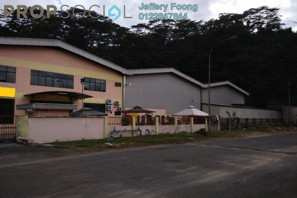 For Sale Factory at KRI Industrial Park, Rawang Freehold Unfurnished 0R/0B 7.2m