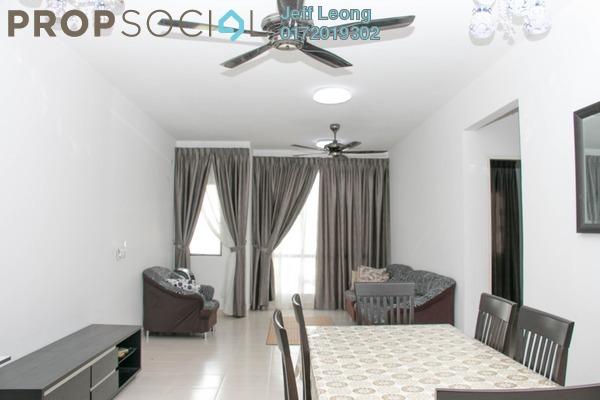 apartment for rent at seri baiduri setia alam by jeff leong