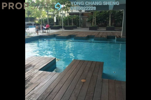 For Sale Condominium at Midfields, Sungai Besi Leasehold Semi Furnished 3R/2B 545k
