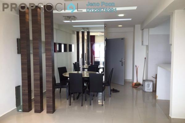 For Rent Condominium at Casa Desa, Taman Desa Freehold Fully Furnished 3R/2B 2.6k
