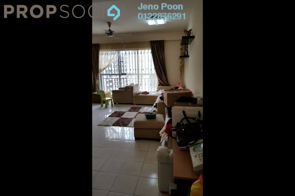 For Sale Condominium at Prima Tiara 1, Segambut Freehold Semi Furnished 3R/2B 409k