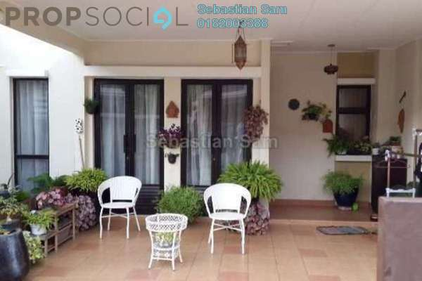 For Sale Terrace at Bayuemas, Klang Freehold Semi Furnished 3R/3B 650k