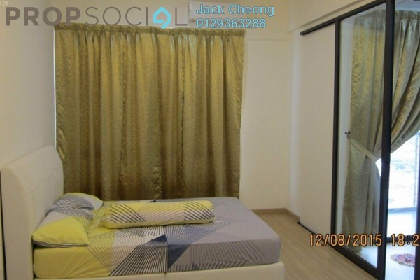 For Rent Condominium at Wellesley Residences, Butterworth Freehold Unfurnished 1R/1B 1.5k