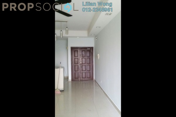 For Sale Apartment at Pelangi Utama, Bandar Utama Leasehold Semi Furnished 3R/2B 655k