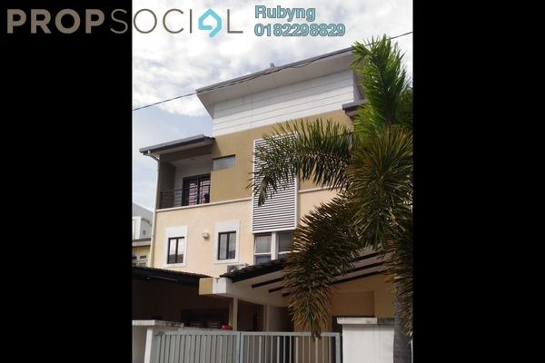 For Sale Terrace at Kampung Teluk Gadong Besar, Klang Freehold Unfurnished 5R/5B 880k