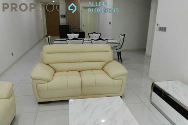 For Rent Condominium at Impiana Residences, Iskandar Puteri (Nusajaya) Freehold Fully Furnished 3R/3B 3k