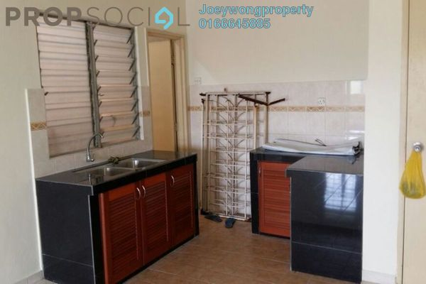 For Rent Condominium at Nilam Puri, Bandar Bukit Puchong Freehold Semi Furnished 3R/2B 1.1k