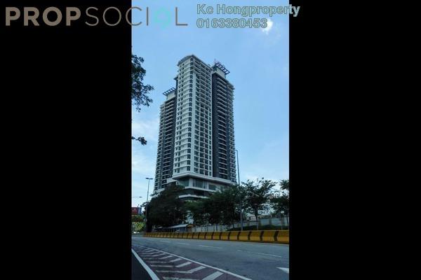 For Rent Condominium at Lido Residency, Bandar Sri Permaisuri Leasehold Semi Furnished 2R/3B 2.1k