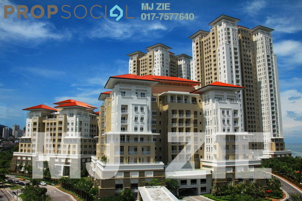 For Sale Condominium at Quayside, Seri Tanjung Pinang Freehold Fully Furnished 1R/2B 1.4百万