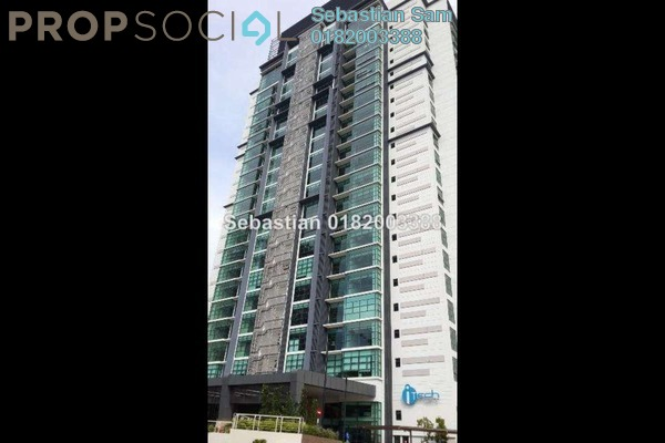 For Rent Office at Shaftsbury Square, Cyberjaya Freehold Fully Furnished 0R/3B 35.8k