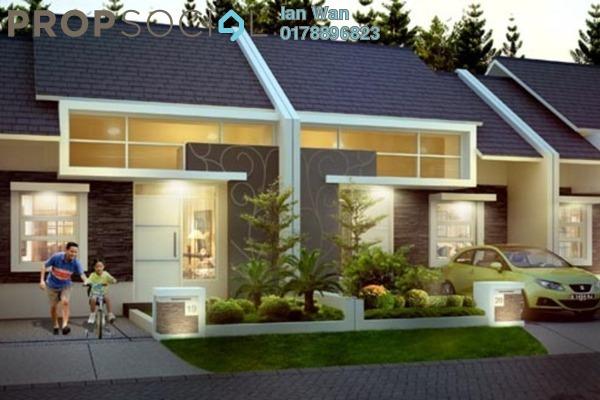 For Sale Terrace at SL8, Bandar Sungai Long Freehold Unfurnished 4R/4B 530k
