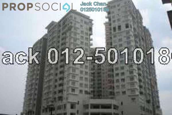 For Sale Condominium at Cova Villa, Kota Damansara Leasehold Semi Furnished 3R/2B 500k