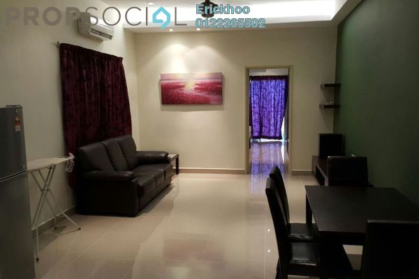 For Rent Condominium at Windsor Tower, Sri Hartamas Freehold Fully Furnished 1R/1B 2.4k