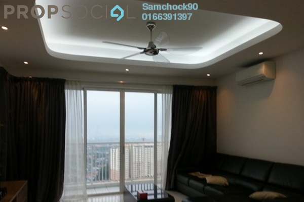 For Sale Condominium at Monte Bayu, Cheras Leasehold Semi Furnished 3R/2B 450k