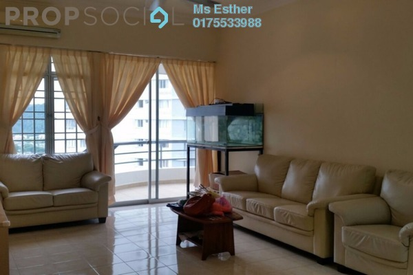 For Sale Condominium at Coastal Towers, Tanjung Bungah Freehold Semi Furnished 4R/2B 655k