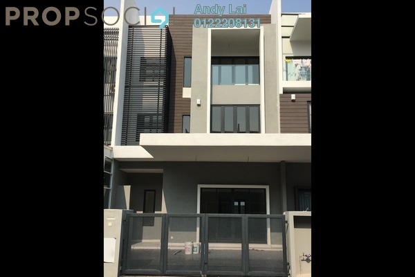 For Sale Superlink at Pearl Residence, Kajang Freehold Unfurnished 5R/5B 1.25m